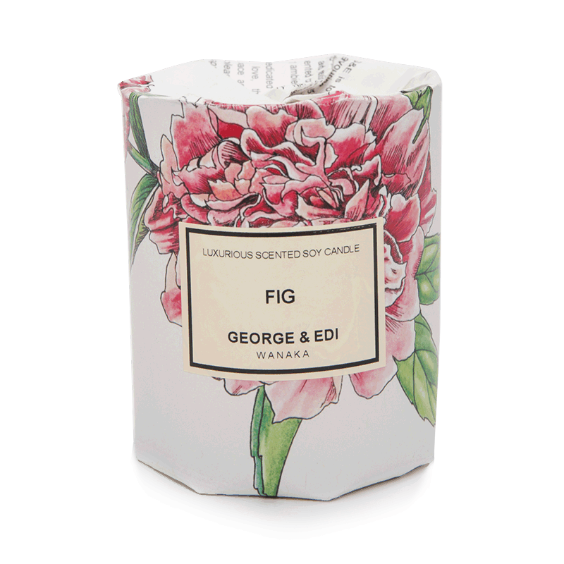 Medium Soy Candle - Fig