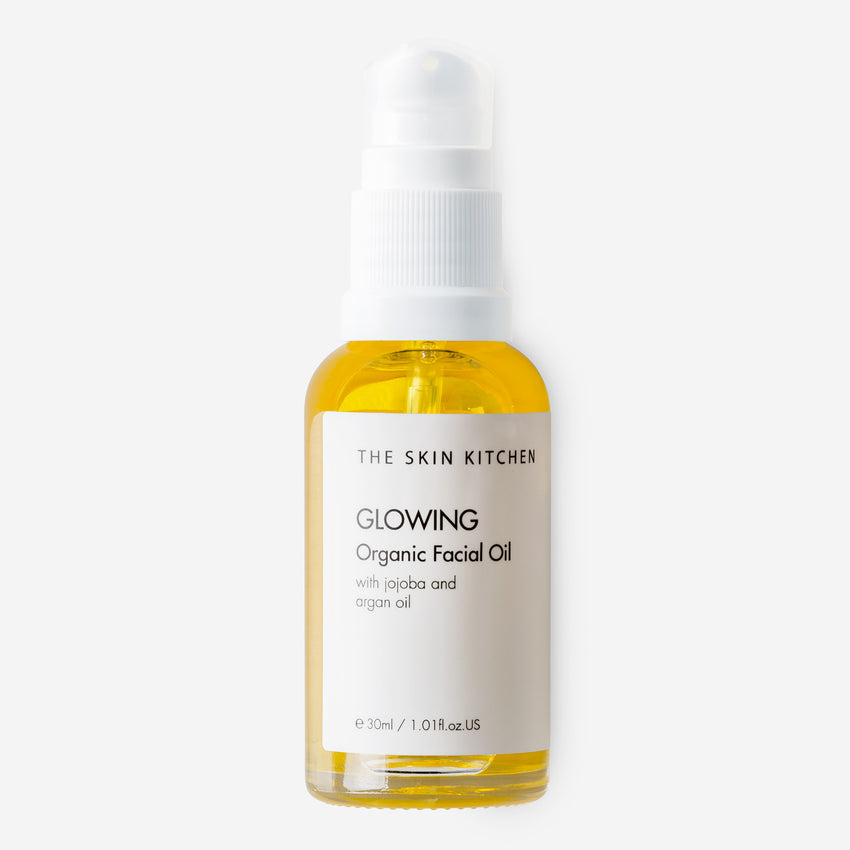 Glowing Organic Face Oil - 30ml