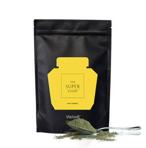 SUPER ELIXR GREENS - 300g Lemon & Ginger