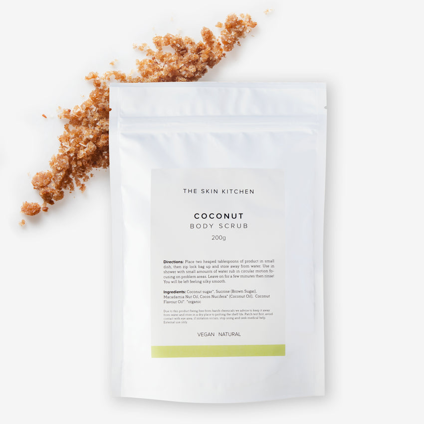 Body Scrub - Coconut 200g