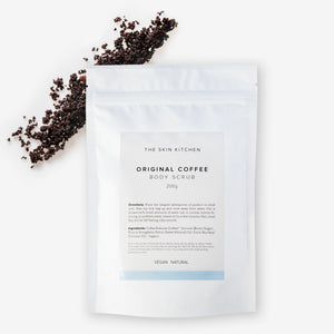 Body Scrub - Coffee 200g