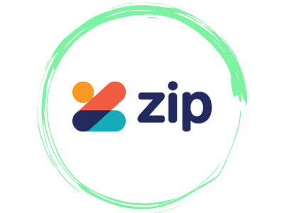 shoe me accepts zip
