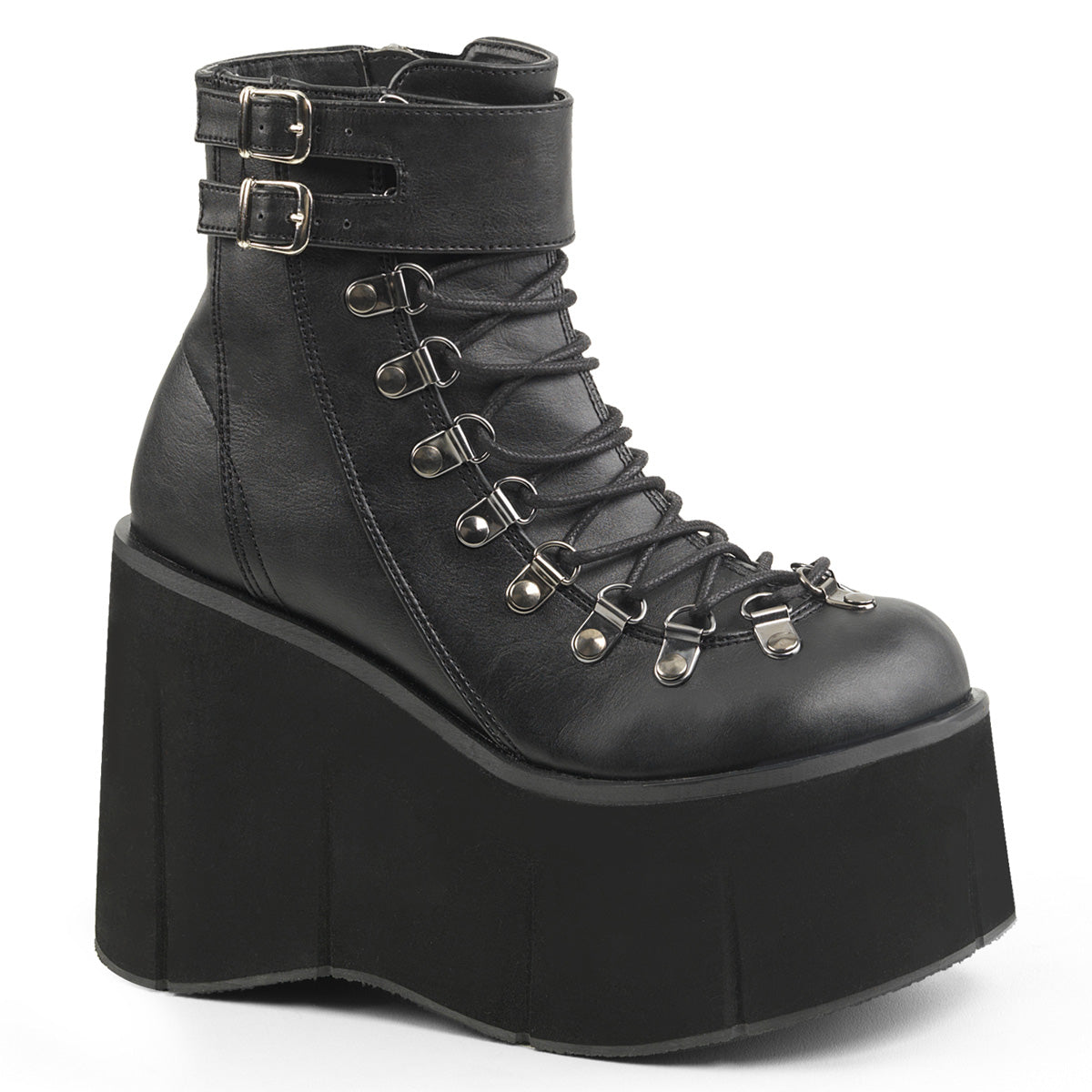KERA-21 Black Vegan Leather