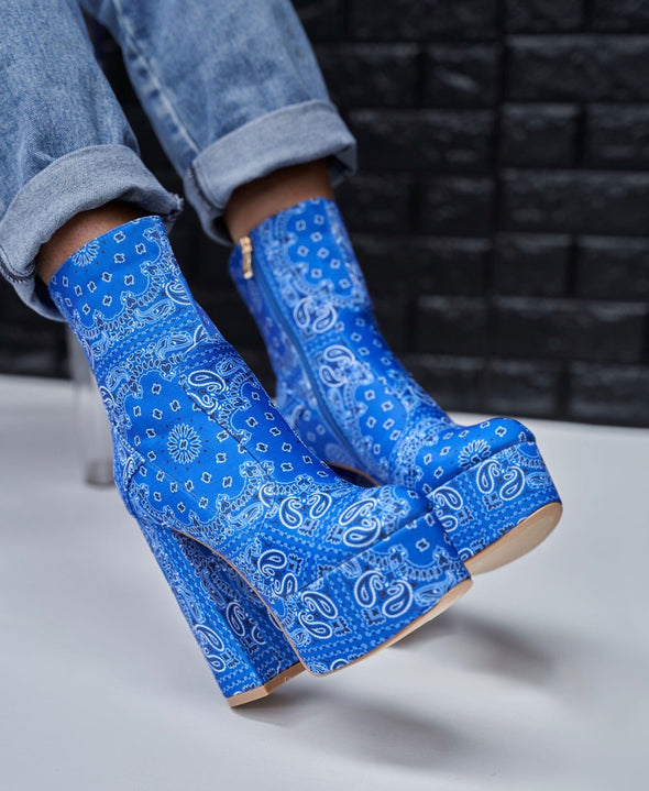 super platform - borg blue