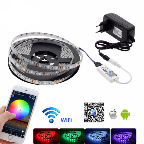 ModdSpace - Multi Color Changing LED Strips. Free Shipping on All Orders