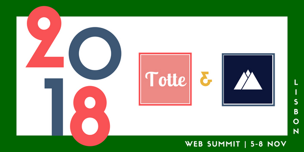 Totte | Web Summit 2018 出展情報