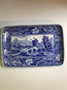 Spode Trinket tray Blue Room Collection