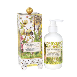 Michel Design Works Honey and Clover Lotion