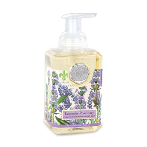 MICHEL DESIGN WORKS Lavender Rosemary Foaming Hand Soap