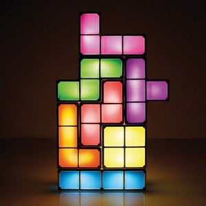 Magic Brick Game Led Light