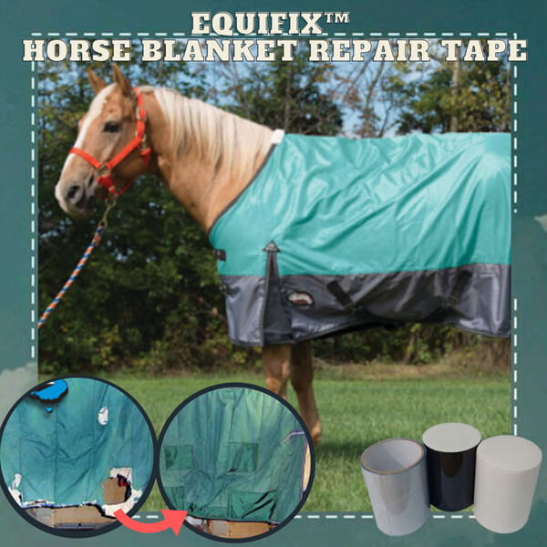 EquiFix™ Horse Blanket Repair Tape