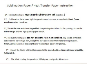 Multifunction Thermal Transfer Paper