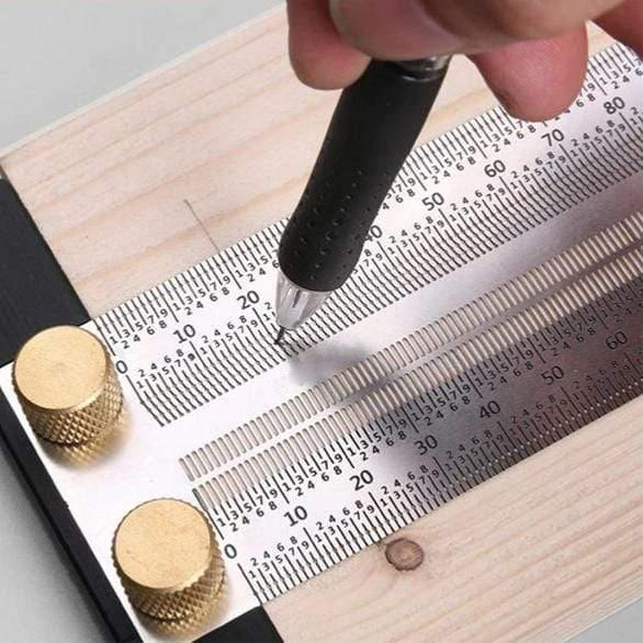Ultra Precision Marking Ruler