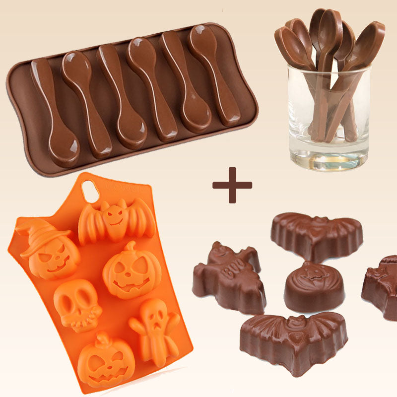 Chocolate Halloween Mold