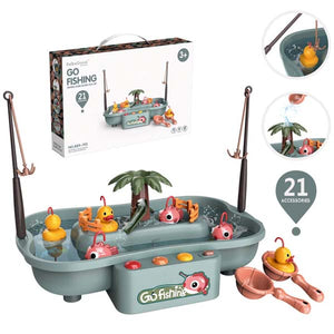 Go Fishing Game Playset -Toddler preschool Learning Toys