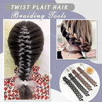💓Hairdressing Tools(Make Different Braided Hairstyles)