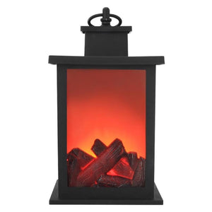 Flameless Fireplace Lamp