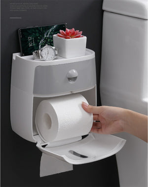 Toilet Paper Holder Wall Mounted
