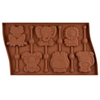 Chocolate Animals Mold