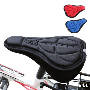 Soft Bike Seat Cover