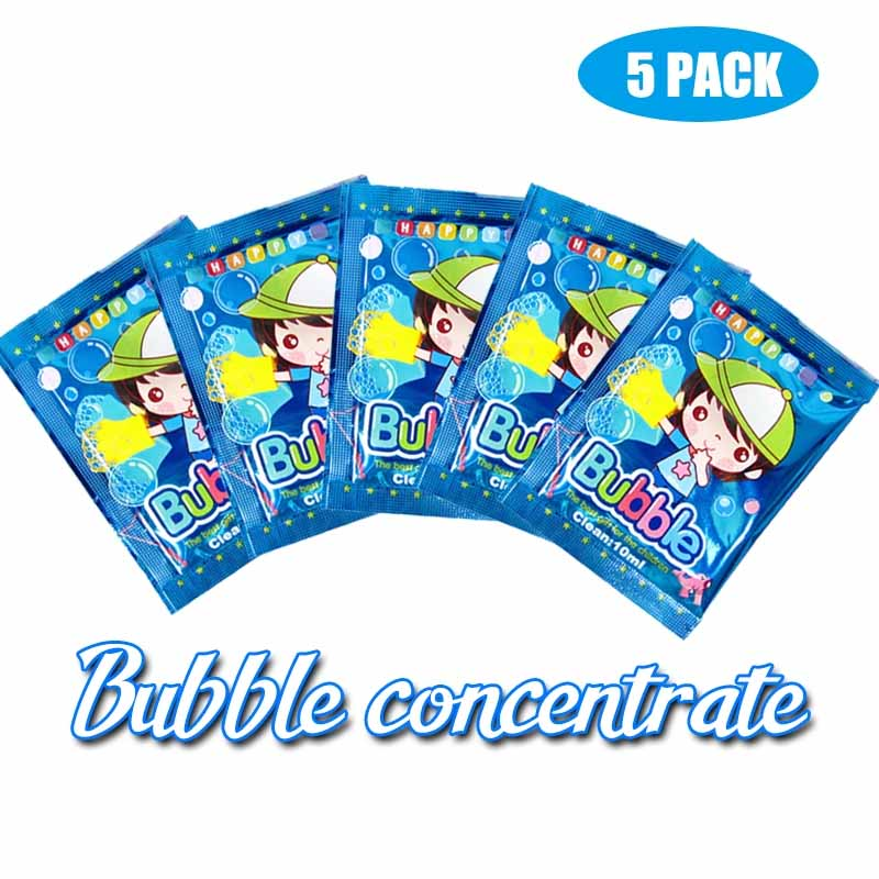 Bubble Concentrate Solution