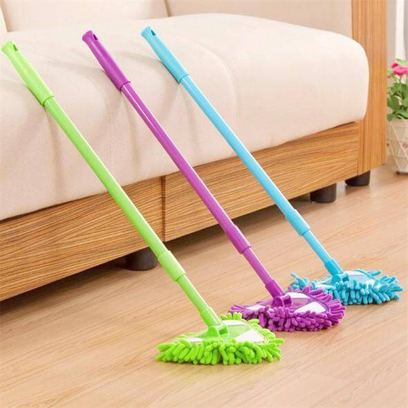 Adjustable Triangle Cleaning Mop