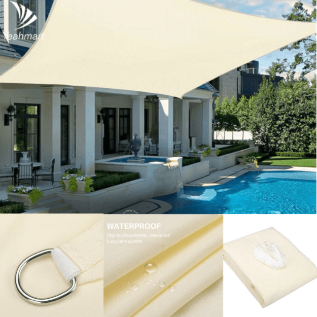 Waterproof Canopy For Outdoor Space