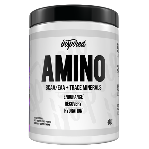 Inspired Nutraceuticals AMINO BCAA/EAA + Trace Minerals