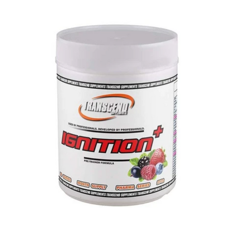 Transcend Supplements Ignition + NEW Formula