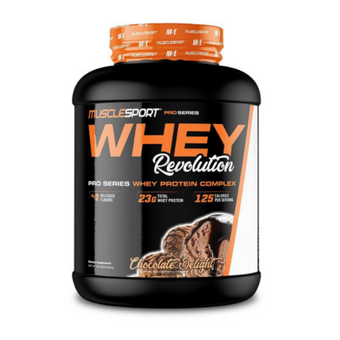 Muscle Sport Whey Revolution