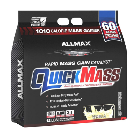 Allmax Nutrition Quickmass Mass Gainer