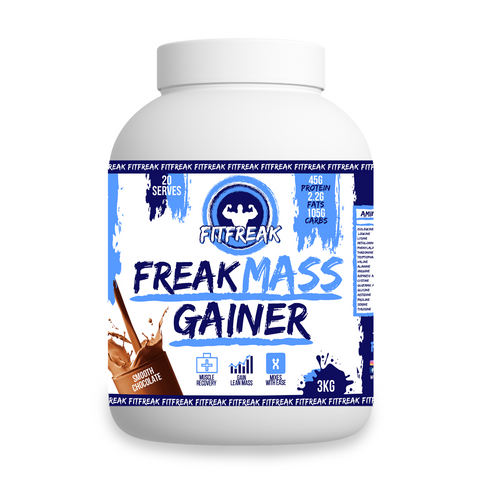 Fitfreak Supplements Freak Mass Gainer