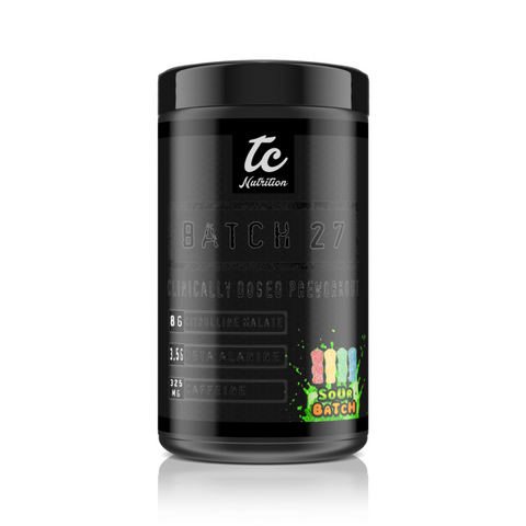 TC Nutrition Batch 27 Pre