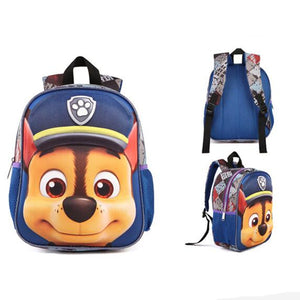 3D Puppy Backpacks