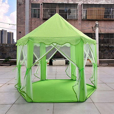 Portable Sparkling Teepee Tent House For Kids & Portable Sparkling Teepee Tent House For Kids - SpeedyGrowing