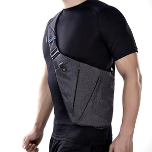 Men's Clothing and Accessories Magic Gun Bag