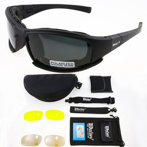 Men's Clothing and Accessories POLARIZED X7 TACTICAL SHATTERPROOF