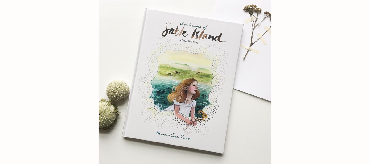 Faire Child Book Report | She Dreams of Sable Island