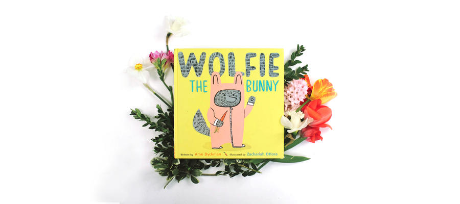 Faire Child Book Report | Volume 16 | Wolfie The Bunny