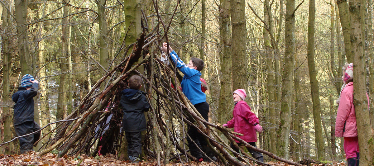 A Day in the Life of a Forest Schooler