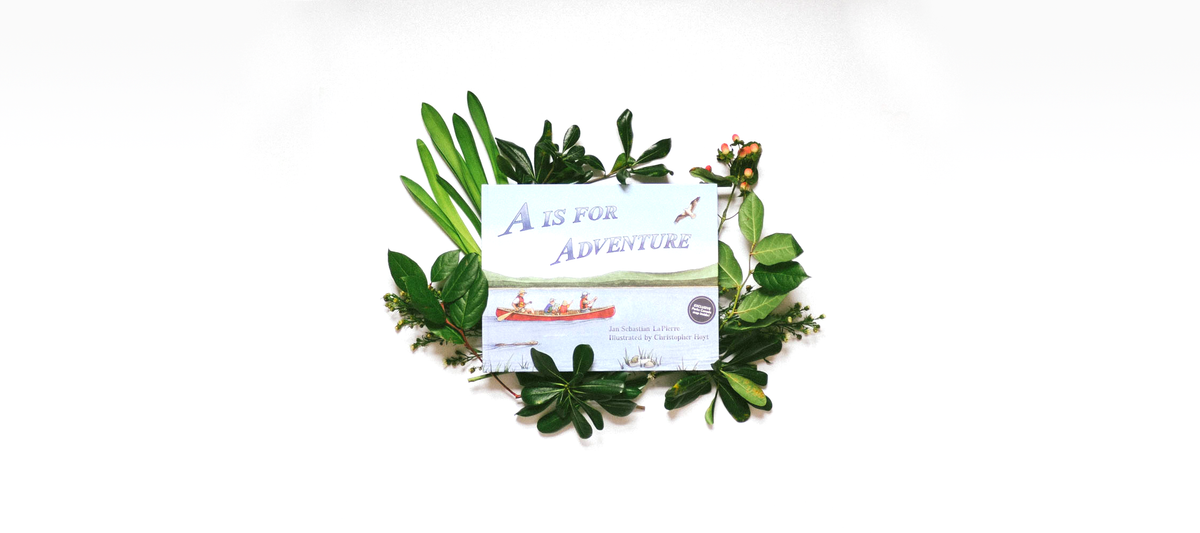 Cover of A for Adventure.