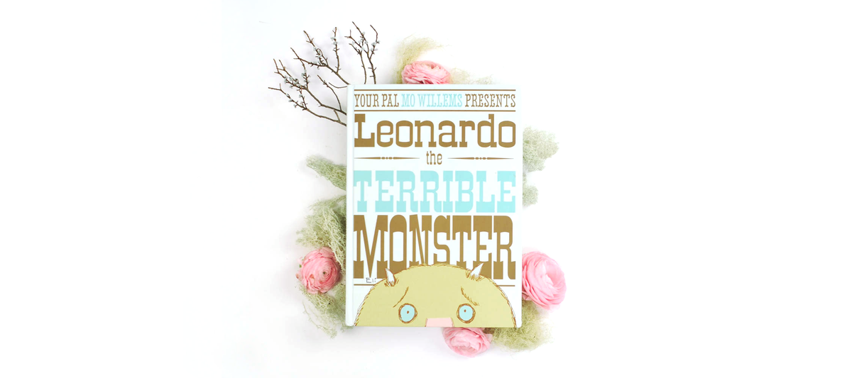 Childrens storybook leonardo the terrible monster review by faire child online now.