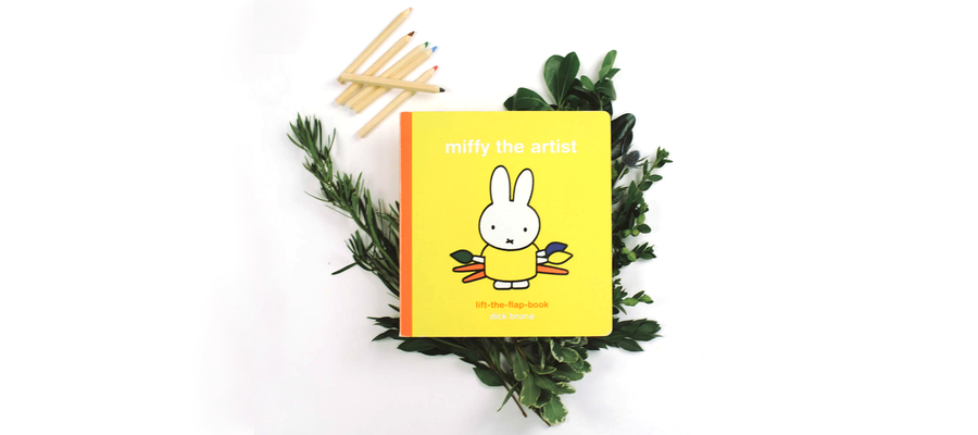 Faire Child Book Report | Volume 26 | Miffy The Artist