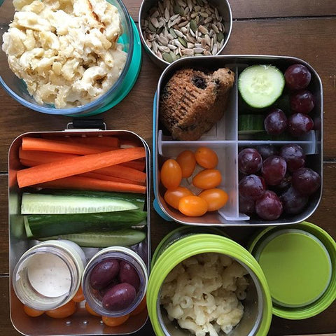 Waste-Free Lunch for Kids