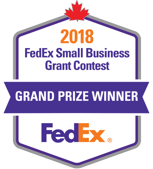 FedEx Small Business Award given to children's outerwear brand Fairchild.