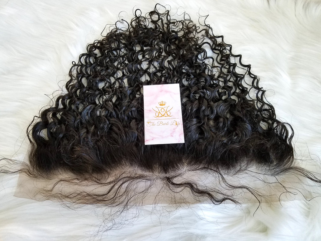 Exotic Wave Frontal
