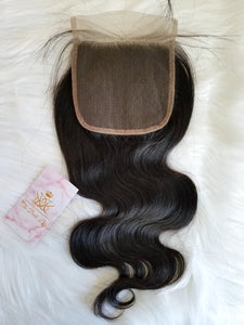 5x5 Body Babe Closure - The Barb Life