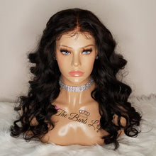 Load image into Gallery viewer, Ocean Wave Custom 5x5 Closure Wigs - The Barb Life