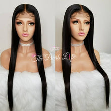 Load image into Gallery viewer, Body Babe Custom 5x5 Closure Wigs - The Barb Life