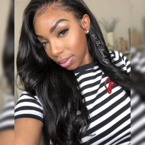 Vixen Straight Full Lace Wig - The Barb Life